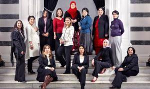 Meet the 13 most powerful Muslim women in Britain